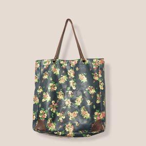 Billabong Floral Tote Bag